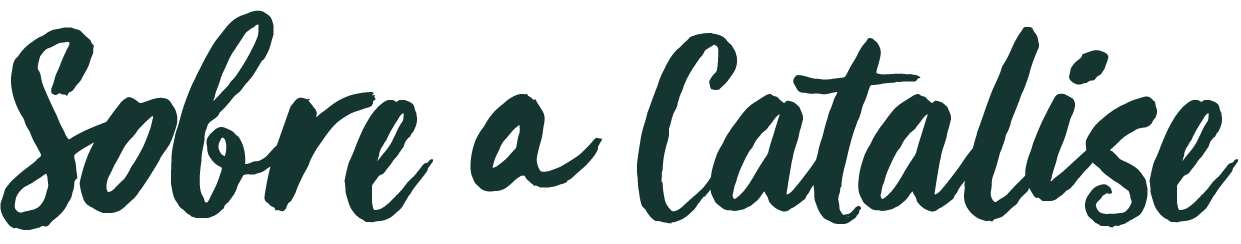 Sobre a Catalise